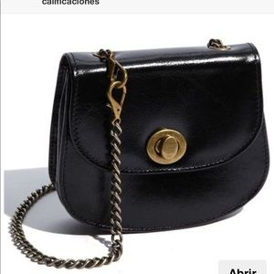 HOBO international black mini bag